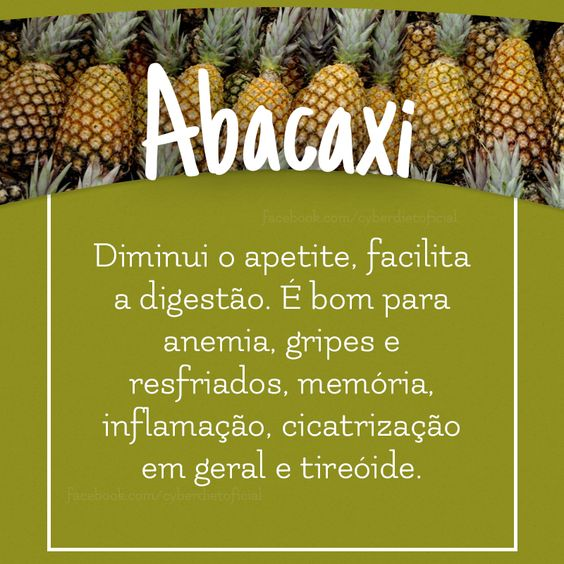 abacaxi...